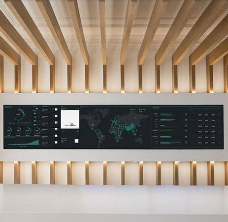 Zeus, el laboratorio tecnológico de València que revoluciona el sector empresarial con 'dashboards'